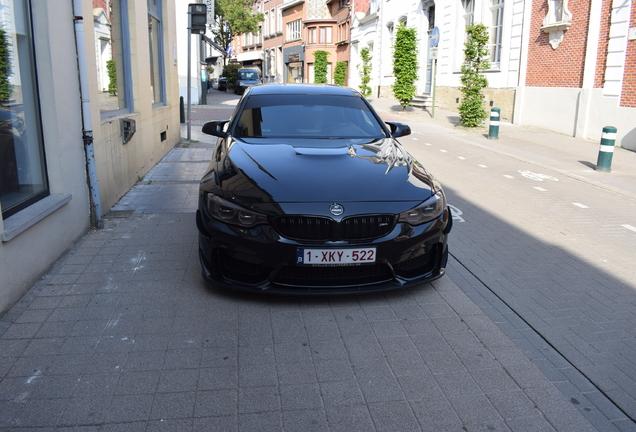 BMW Hamann M4 F82 Coupé