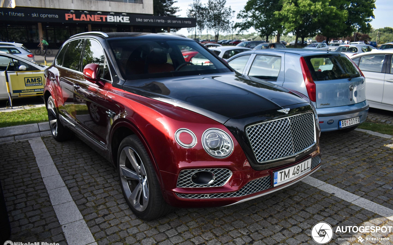 Bentley Bentayga Diesel 11 May 2020 Autogespot