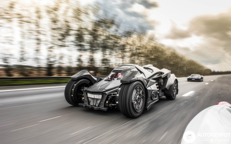 Batmobile By Team Galag