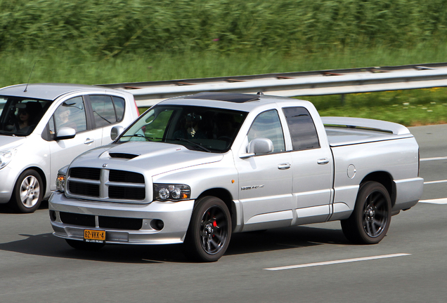 Dodge RAM SRT-10 Quad-Cab