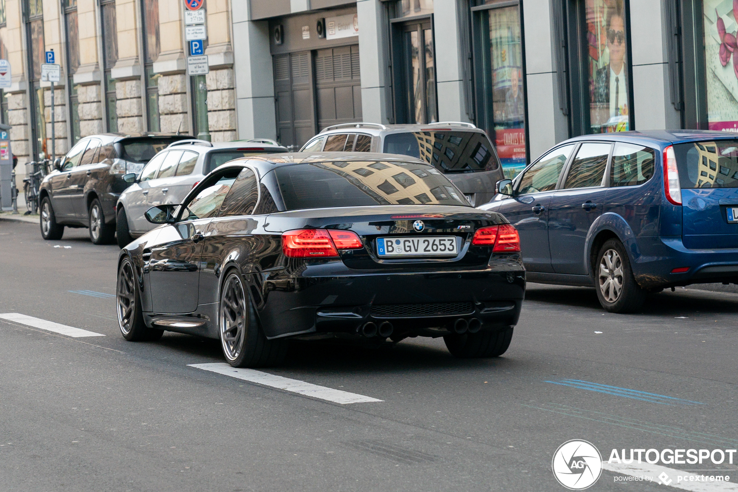 BMW M3 E93 Cabriolet - 14 May 2020 - Autogespot