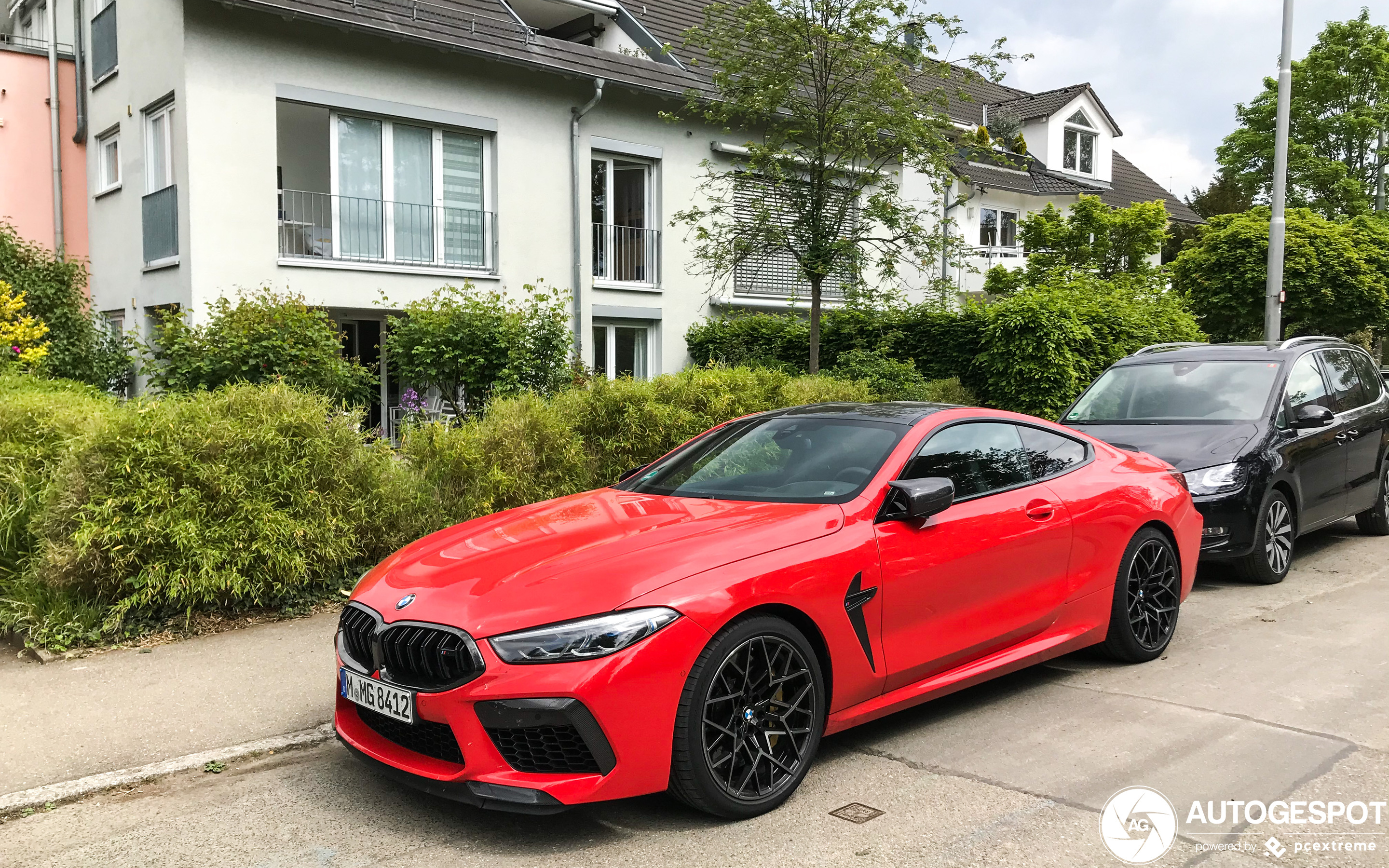 Bmw M8 F92 Coupe Competition 15 May 2020 Autogespot