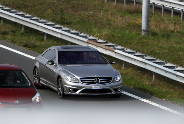 Mercedes-Benz CL 65 AMG C216 40th Anniversary Edition