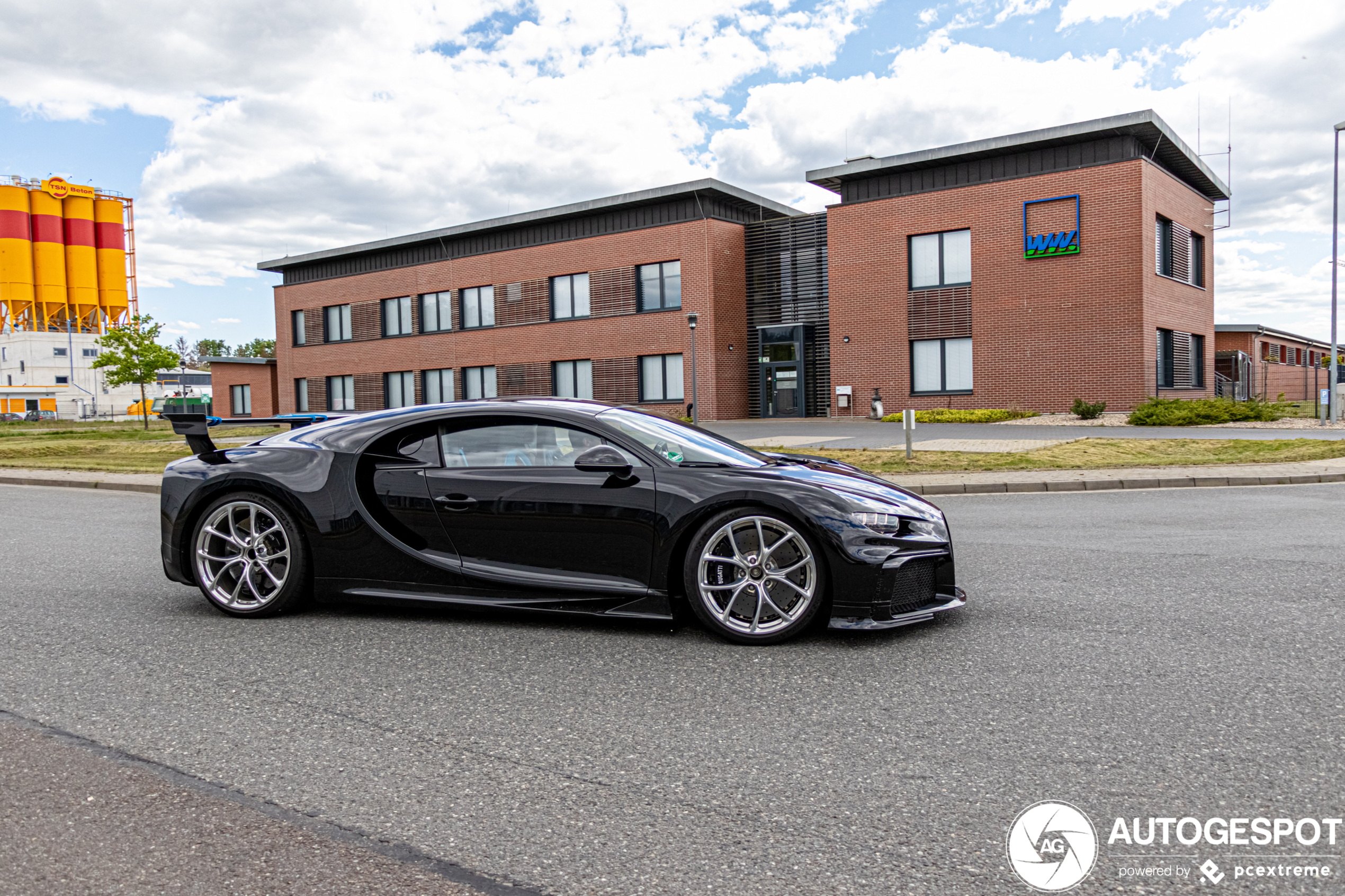 Bugatti Chiron Pur Sport zit aan de anabolen