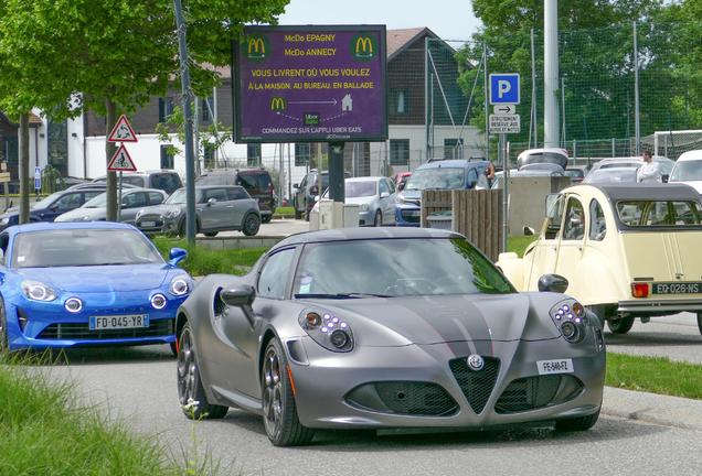 Alfa Romeo 4C Coupé Competizione