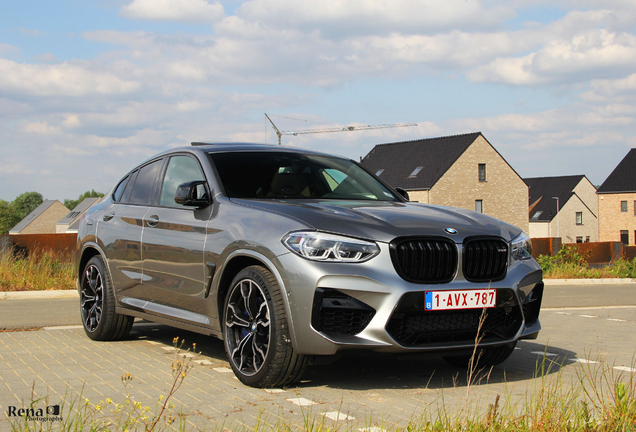 BMW X4 M F98 Competition