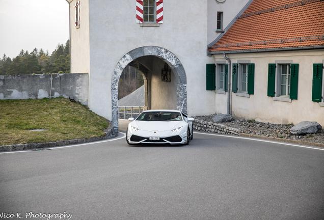Lamborghini Huracán LP610-4 DMC
