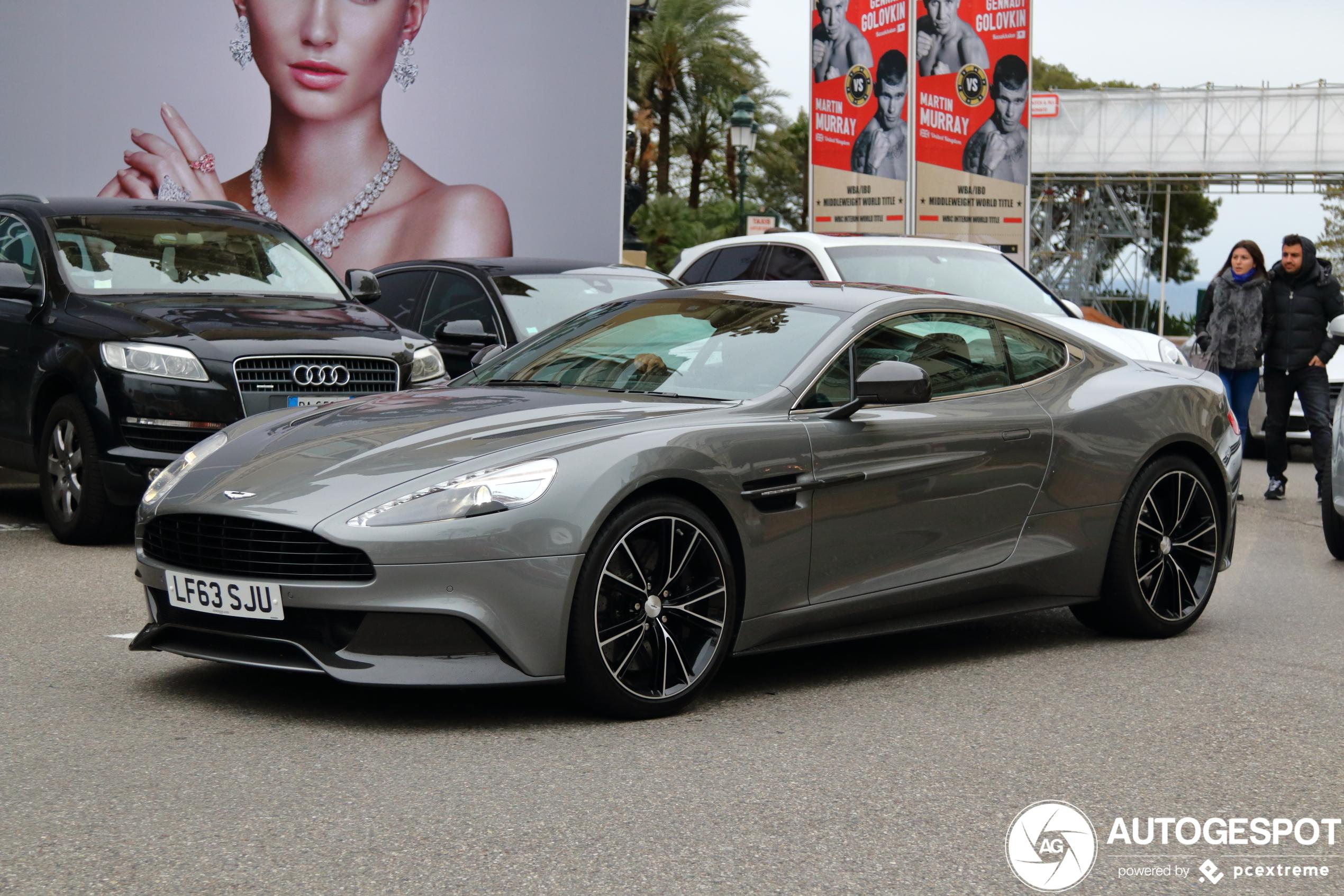 Aston Martin Vanquish 2013 17 May 2020 Autogespot