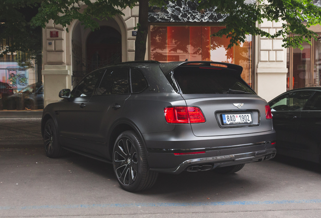 Bentley Bentayga V8 Huntsman Edition