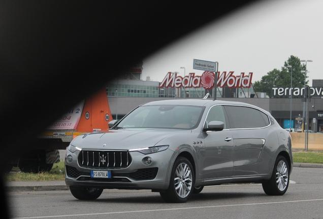 Maserati Levante 3Porte Zanardo AutoFactory