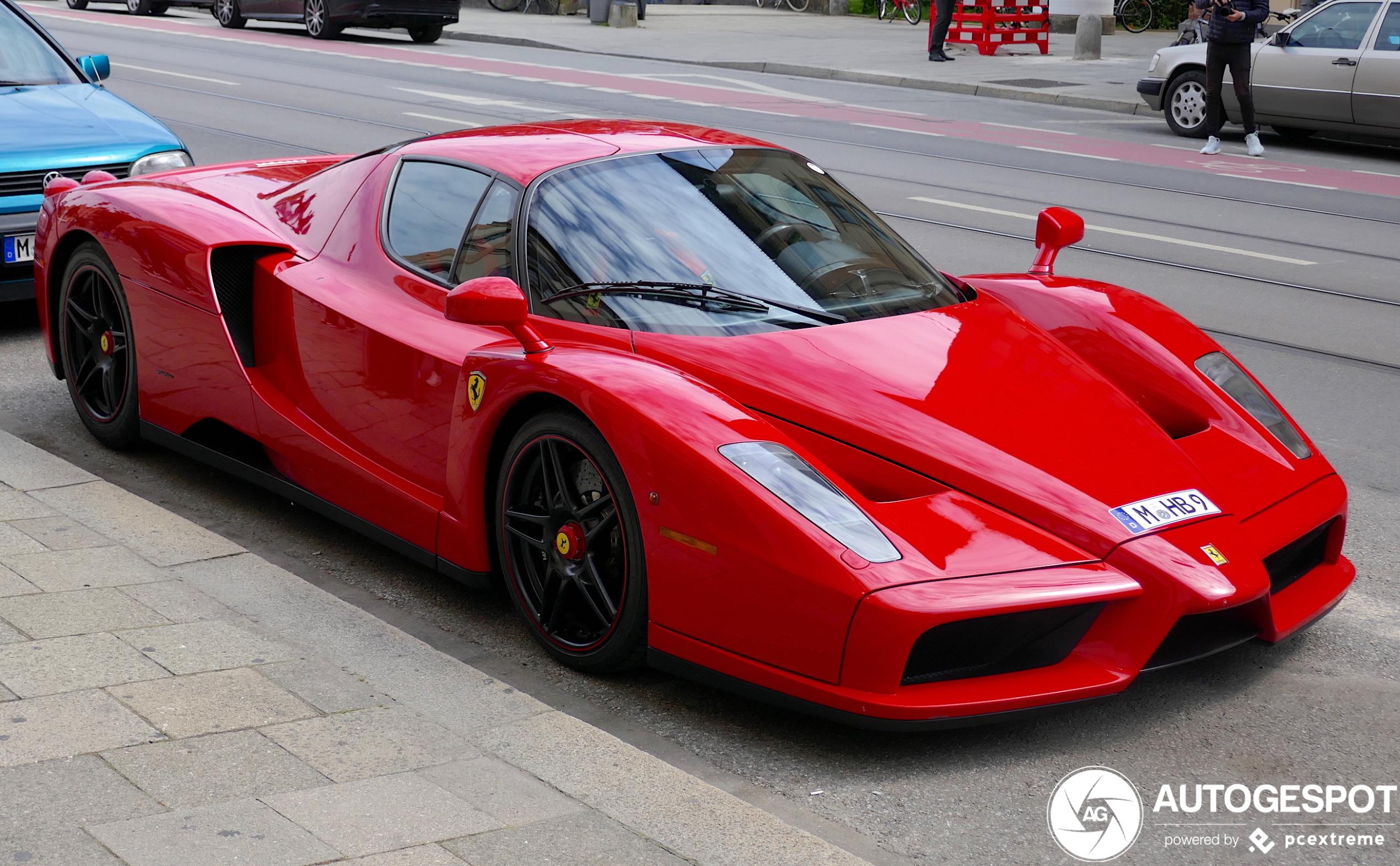 Ferrari Enzo Ferrari 18 Mai 2020 Autogespot