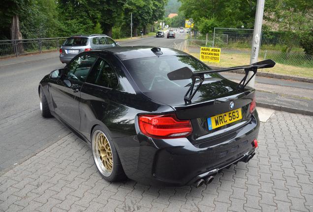 BMW Manhart Performance MH2 630