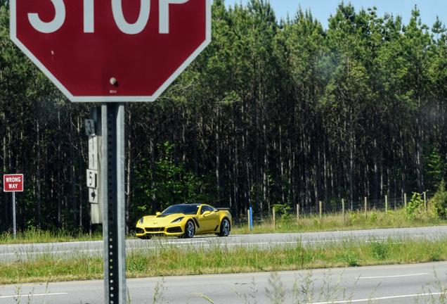 Chevrolet Corvette C7 ZR1