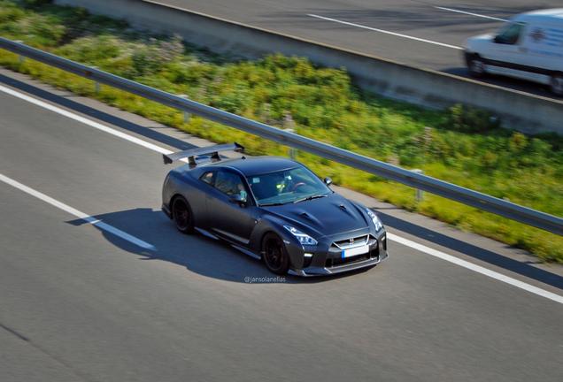 Nissan GT-R 2017 AsproR800