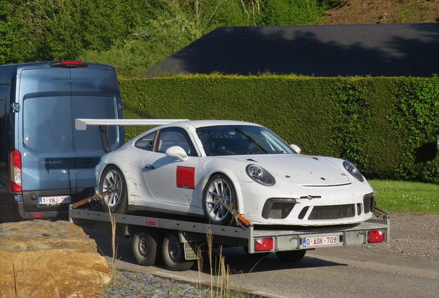 Porsche 991 GT3 Cup MkII
