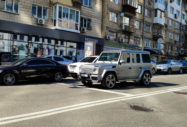 Mercedes-Benz Brabus G V12 S