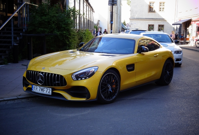 Mercedes-AMG GT S C190 2017