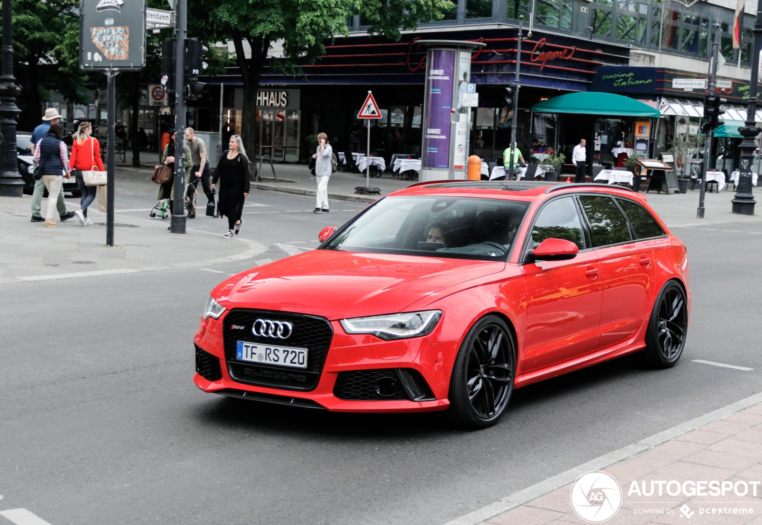 Audi RS6 Avant C7 - 24 mei 2020 - Autogespot