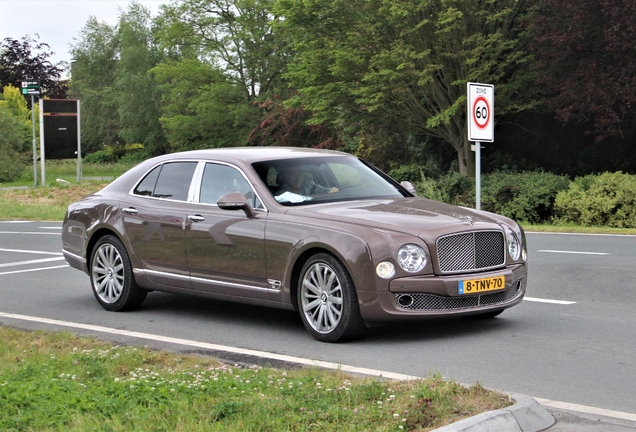 Bentley Mulsanne 2009