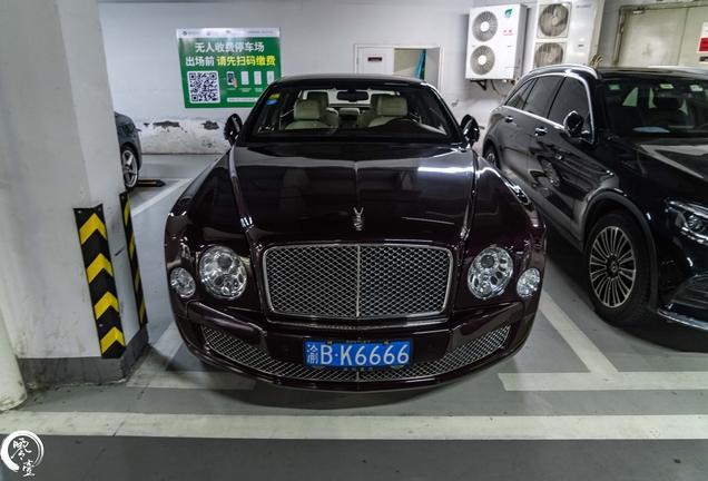 Bentley Mulsanne 2012 Diamond Jubilee Limited Edition