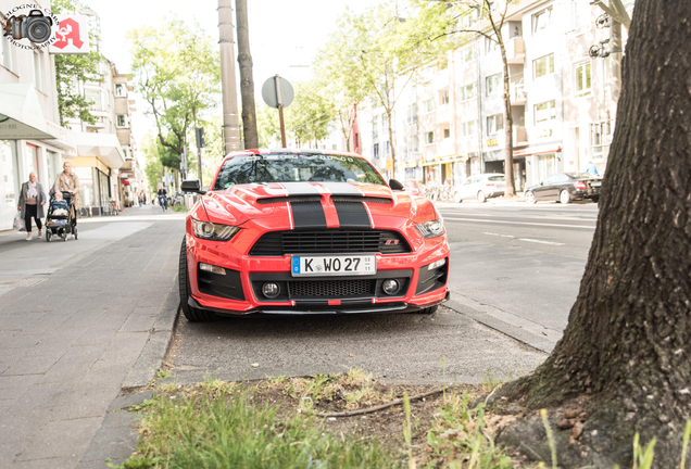 Ford Mustang GT 2015 Cervini C-Series
