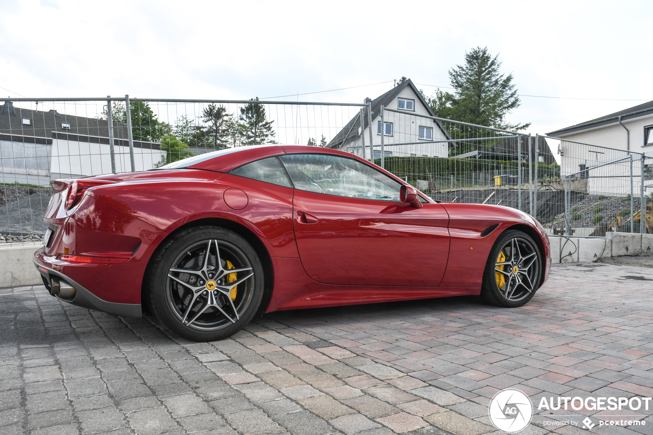 Ferrari California T - 26 mei 2020 - Autogespot