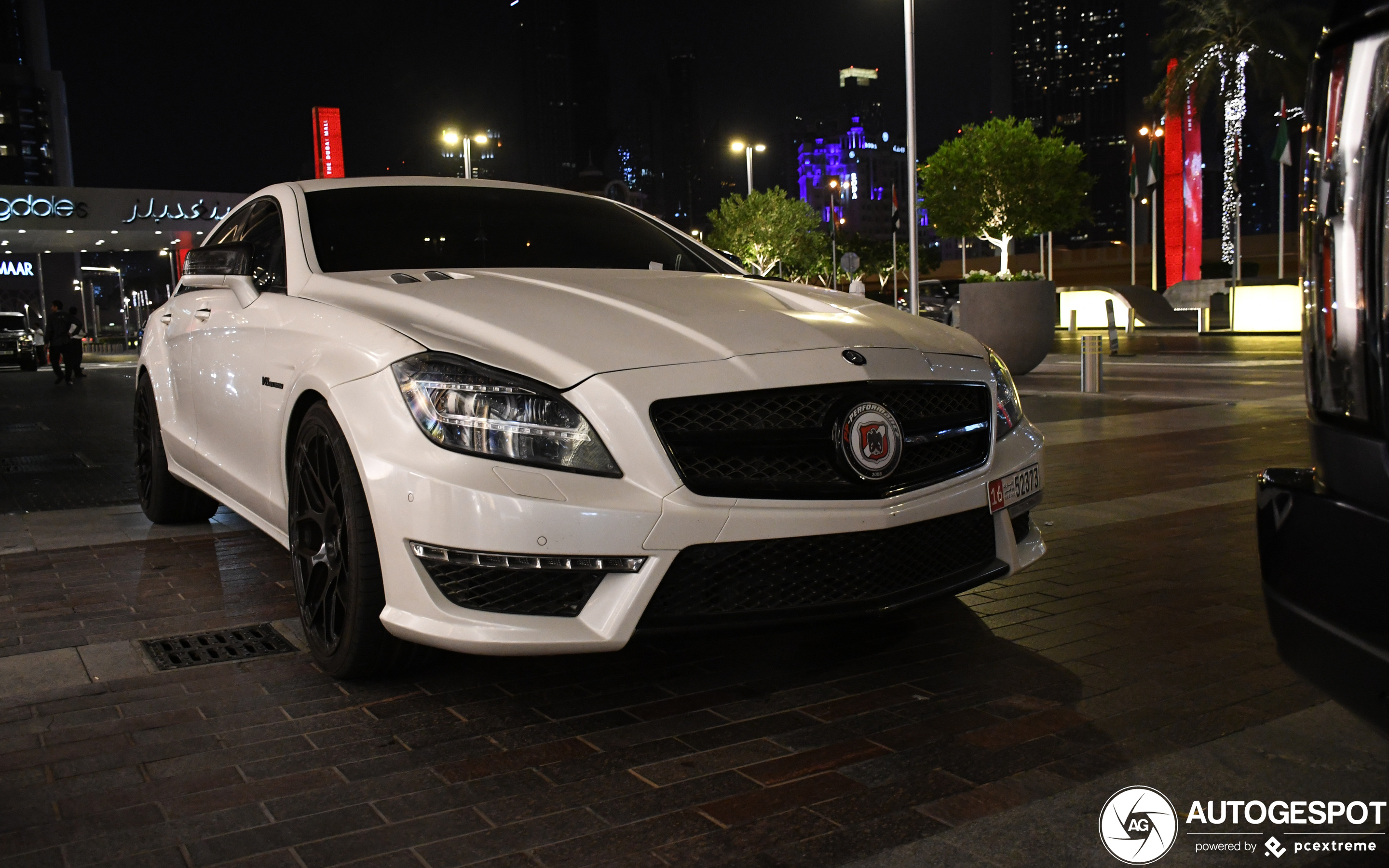Mercedes-Benz CLS 63 AMG C218 PP Performance