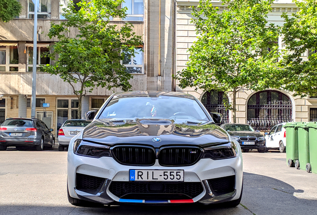 BMW M5 F90 Nerpel Individual