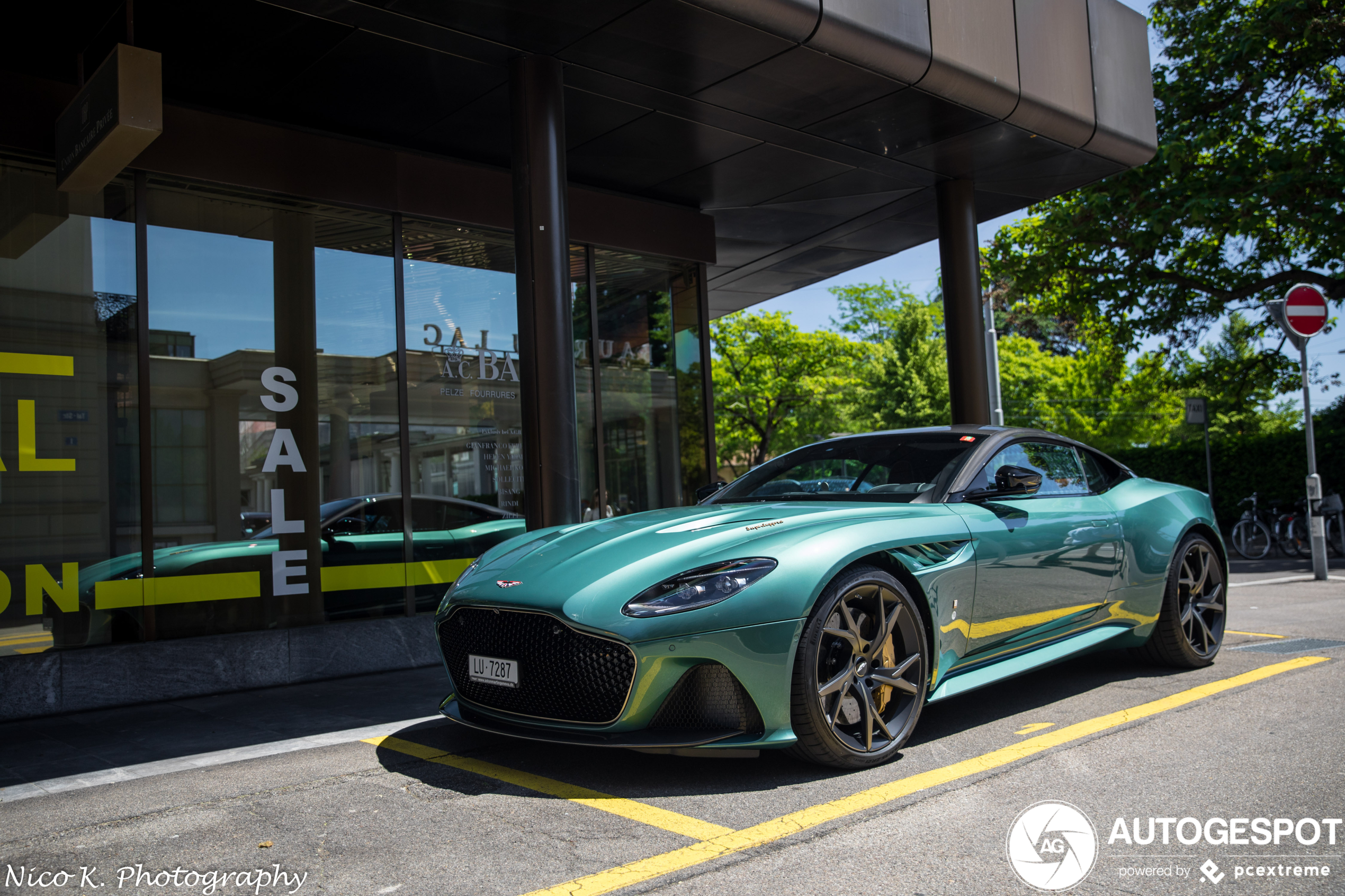 This is the Aston Martin DBS Superleggera you want!