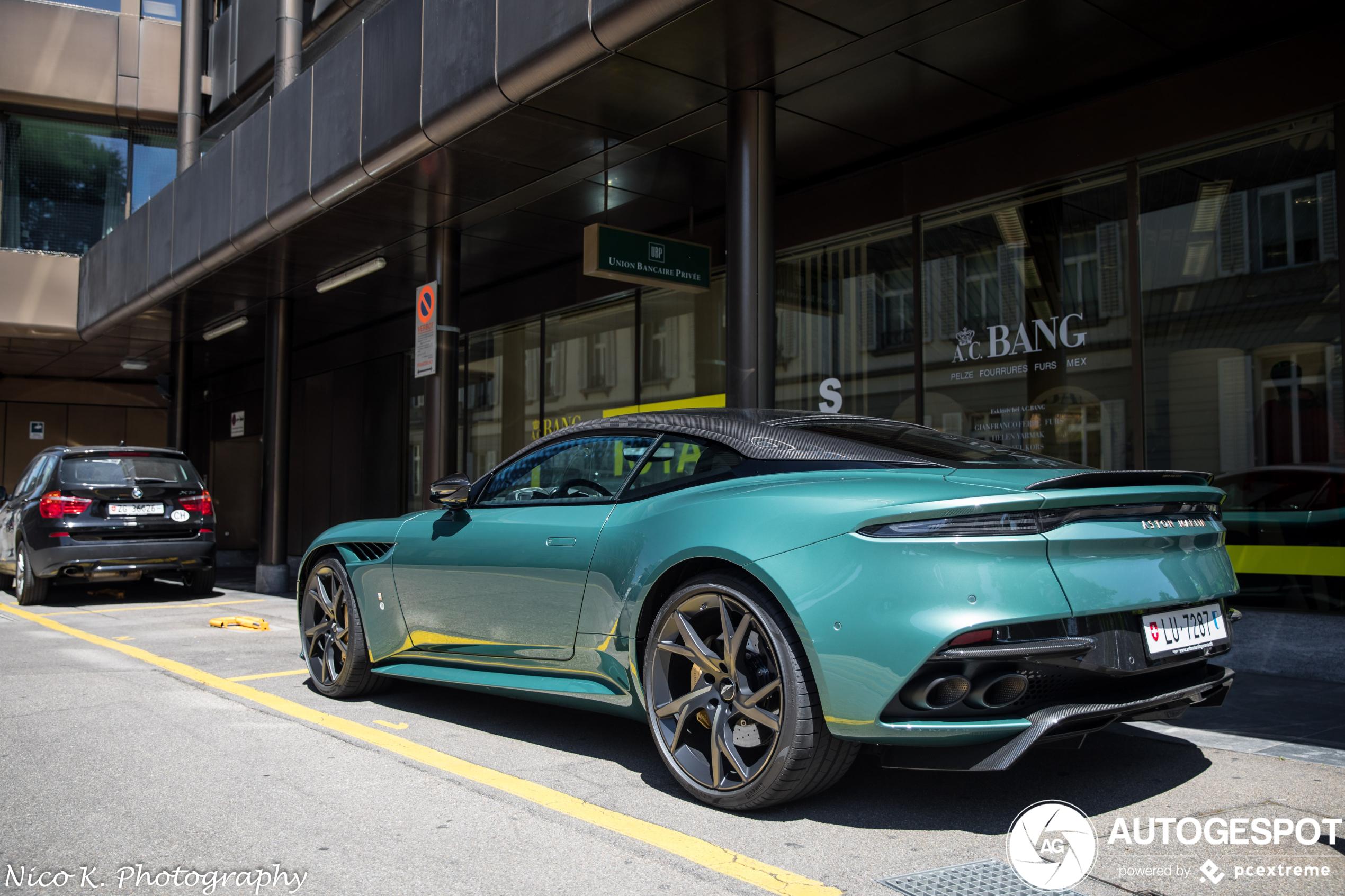 Dit is de Aston Martin DBS Superleggera die je wil hebben