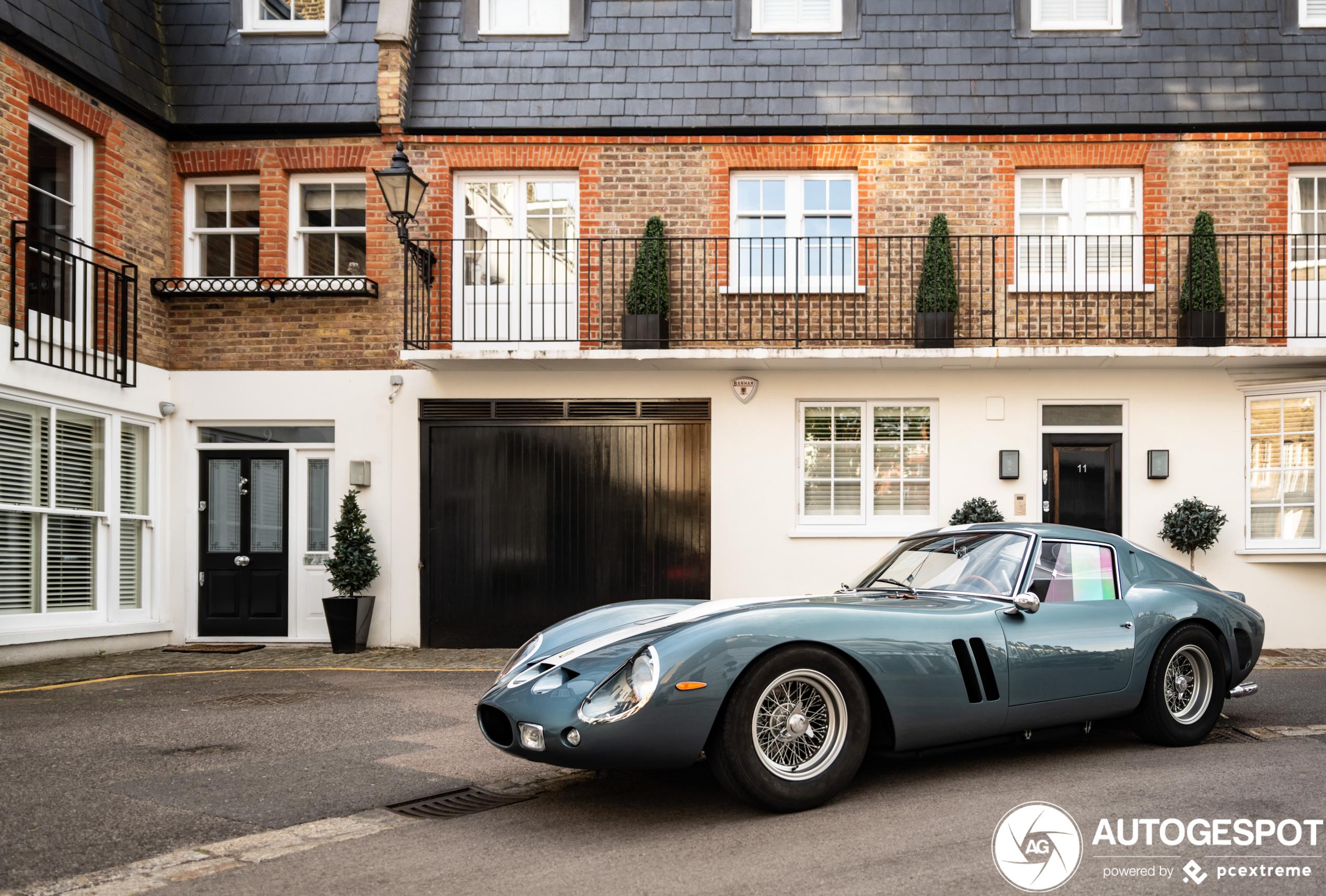 Spot van het jaar 2020: Ferrari 250 GTO
