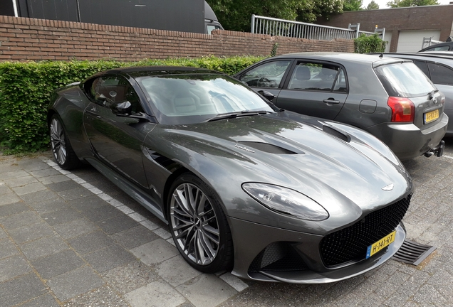 Aston Martin DBS Superleggera