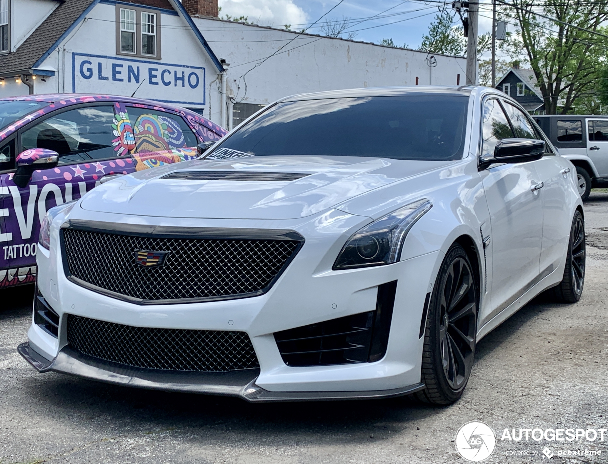 2020 Cadillac Cts V Photos