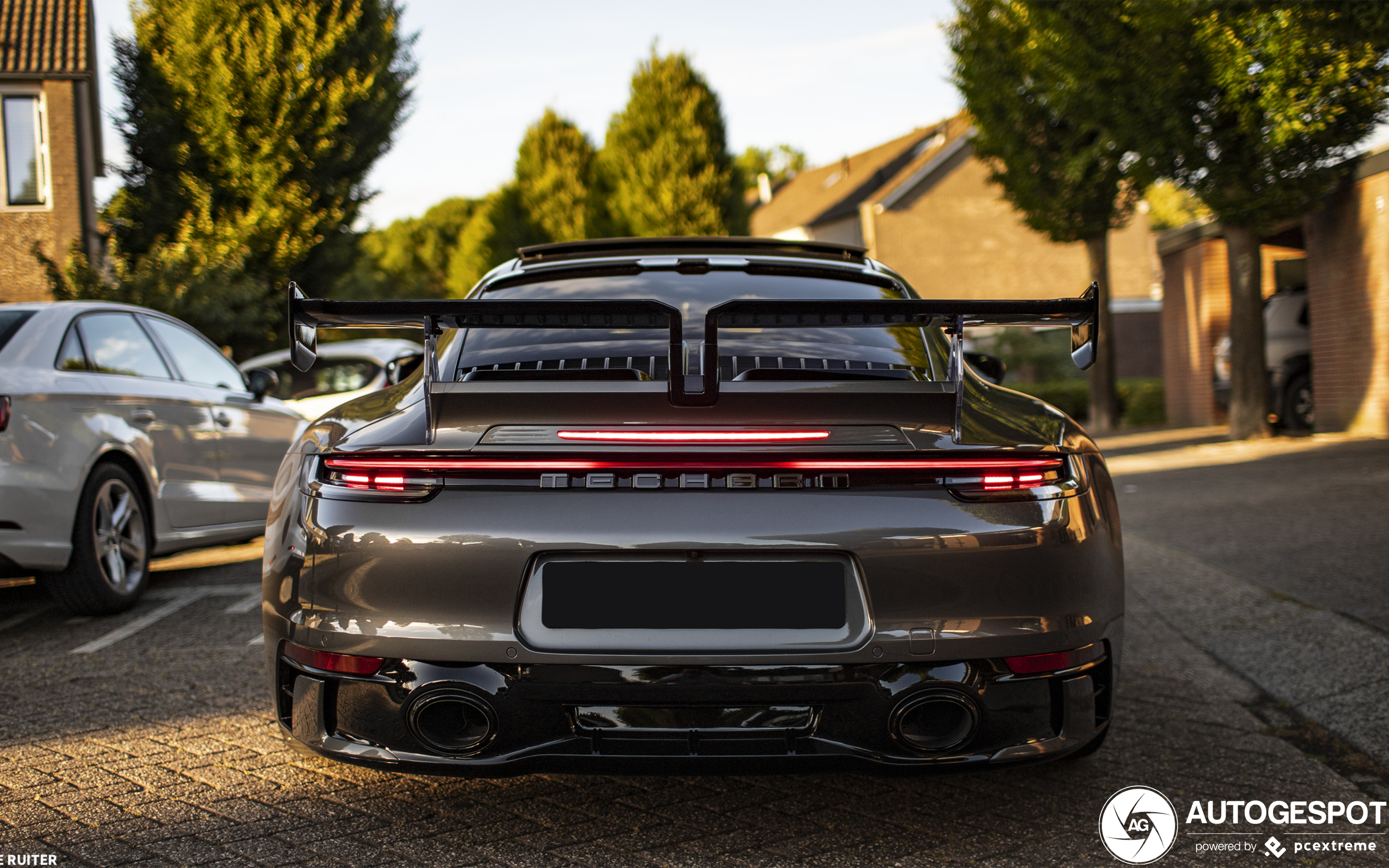 Porsche 992 Techart Carrera 4S