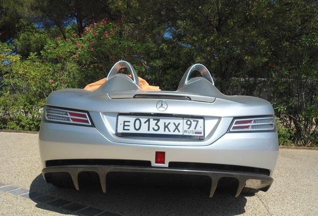 Mercedes-BenzSLR McLaren Stirling Moss