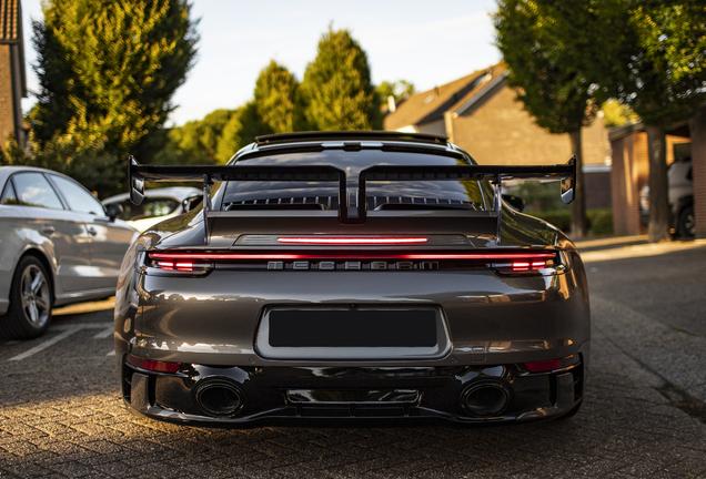 Porsche992 Techart Carrera 4S