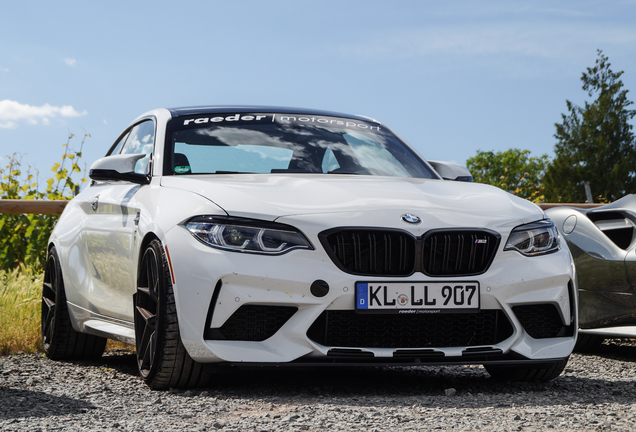BMW M2 Coupé F87 2018 Competition Raeder Motorsport