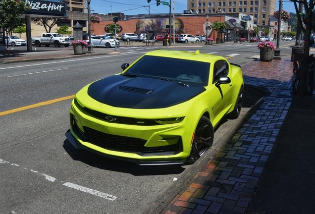 Chevrolet Camaro SS 1LE 2020
