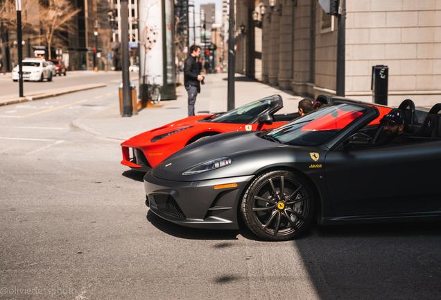 FerrariScuderia Spider 16M