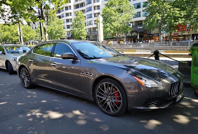 Maserati Quattroporte GTS GranSport 2018