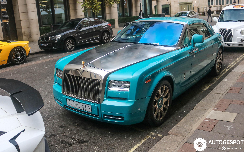 Rolls-Royce Phantom Coupe Series II Ghawwass Edition