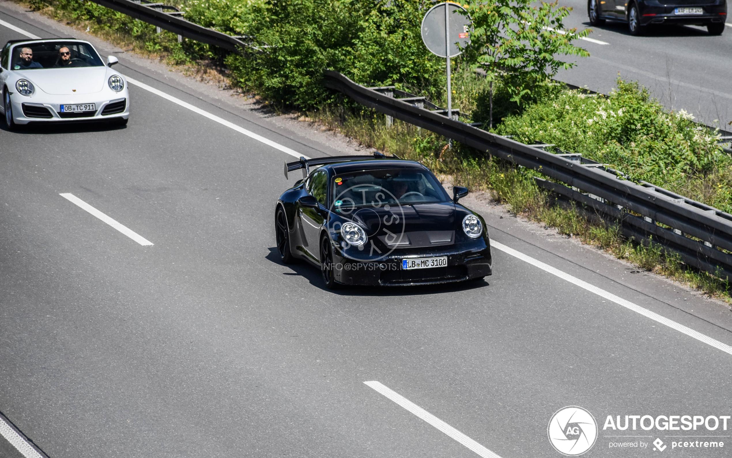 2019 Porsche 911 (992) 7