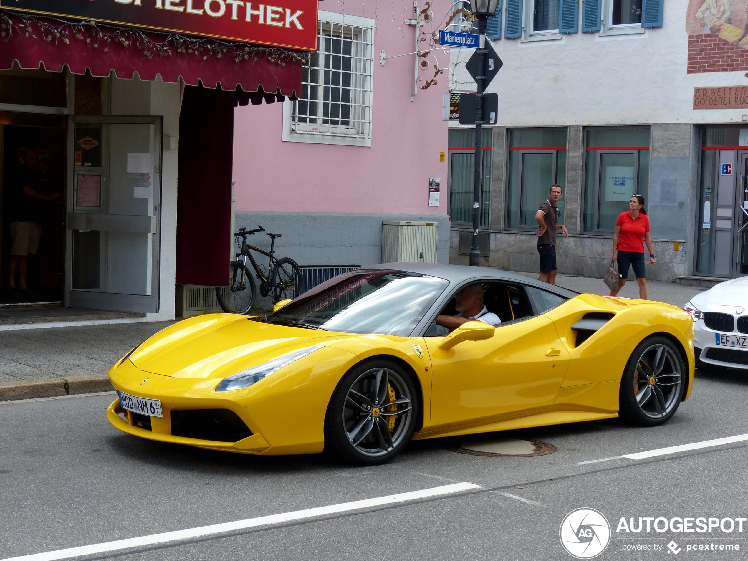 Ferrari 488 Gtb 1 Juni 2020 Autogespot