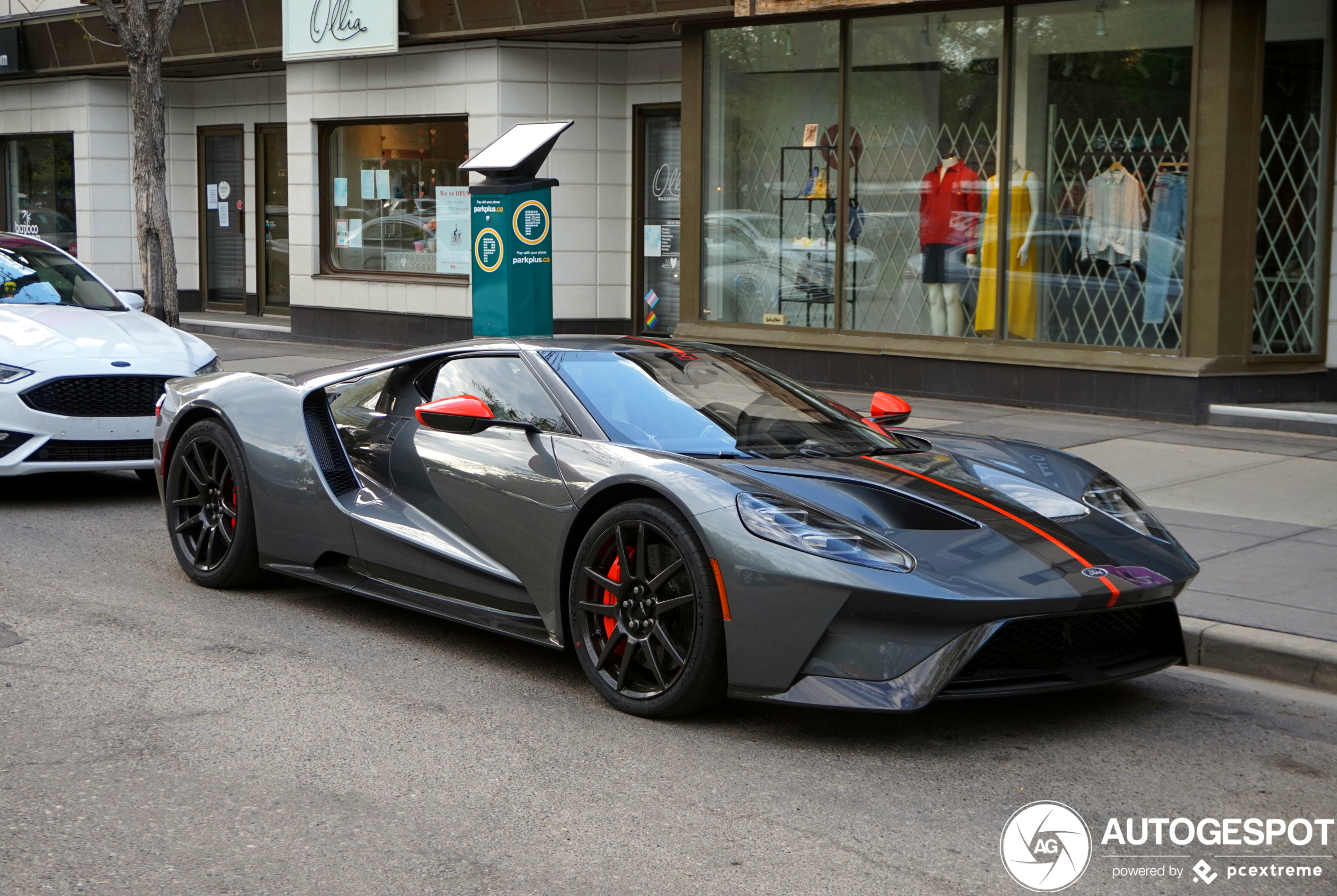 2020 Ford GT Price and Release date