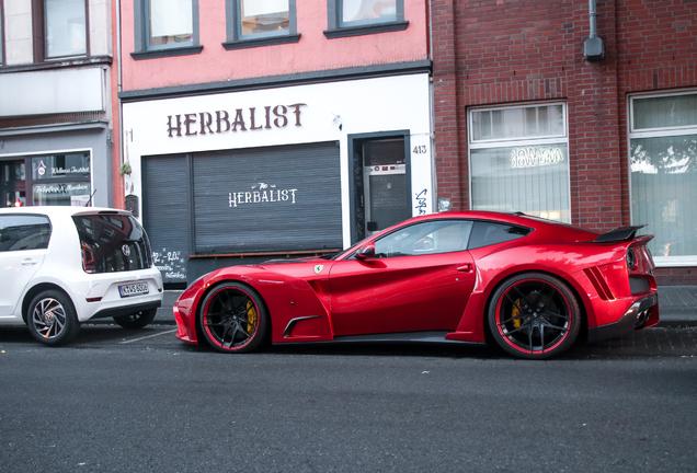 Ferrari Novitec Rosso F12 N-Largo S