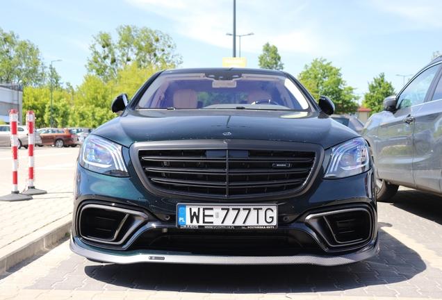 Mercedes-AMG Brabus S B40-700 V222 2017