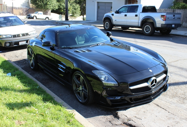 Mercedes-Benz MEC Design SLS AMG