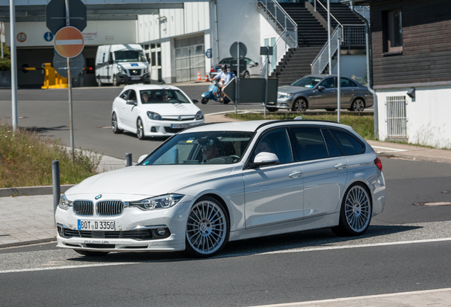 Alpina D3 Bi-Turbo Touring 2016