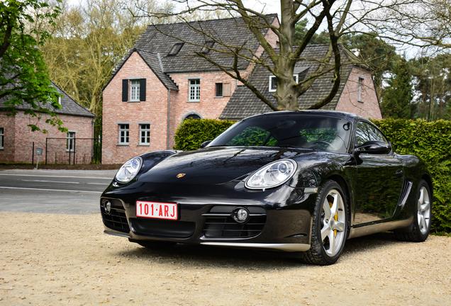 Porsche 987 Cayman S