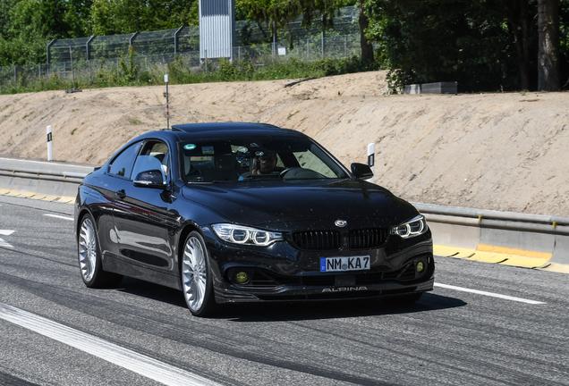 Alpina B4 Bi-Turbo 2017